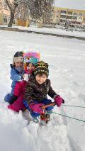 Снежни игри - малка снимка