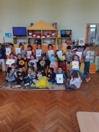 18-ти март Световен ден на рециклирането - ДГ Детелина - Драговищица